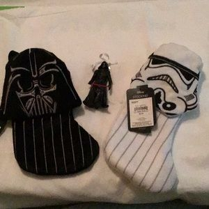 Star Wars Holiday stockings & ornament
